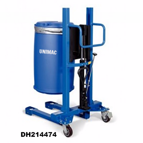 Narrow Wheelbase Drum Lifter